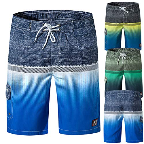 Travail Jogging Pantalon Bain Homme Mode Maillot De Bleu6 Grande Taille Cargo Short Ado Sport FXwBxpq