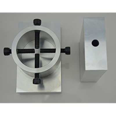 Rosin Press 6061 Aluminum Plates Kit