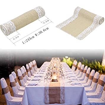decoration table mariage amazon