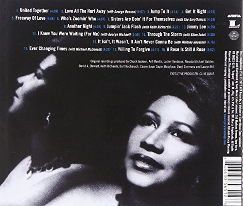 Large Product Image of Knew You Were Waiting: The Best Of Aretha Franklin 1980-1998