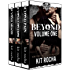 Beyond Series Bundle (Books 1-3)
