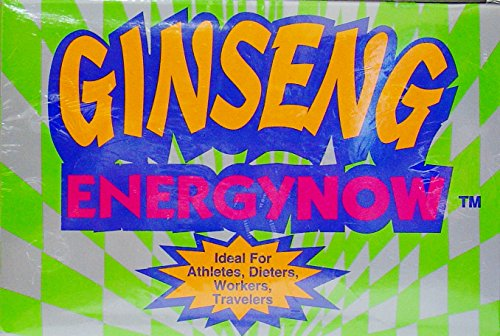 Genuine Ginseng Energy Now Lot of 36 Packs (108 Tablets)