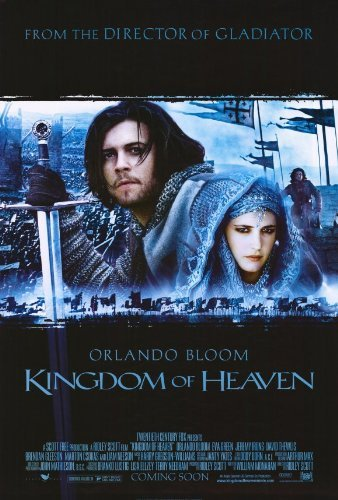 Kingdom of Heaven POSTER Movie (27 x 40 Inches - 69cm x (Heaven Movie Poster)