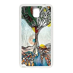 Creative Pattern Fashion Comstom Plastic case cover For Samsung Galaxy Note3