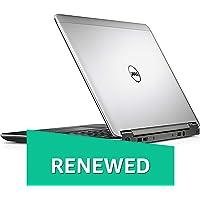 (Renewed) DELL Latitude E7240-i5-8 GB SSD-120 GB SSD 12-inch Laptop (4th Gen Core i5/8GB/120GB SSD/Windows 7/Integrated Graphics), Silver