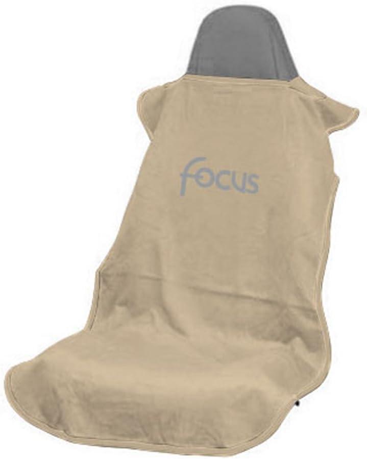 Seat Armour SA100FOCUSB Black Focus Seat Protector Towel