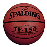 Spalding TF-150 Rubber Basketball-OFFICIAL 29.5