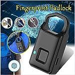 Sio-Fingerprint-antifurto-Lucchetto-Intelligente-biometrico-Blocco-di-Ricarica-USB-Impermeabile-Keyless-Serrature-Adatto-per-Porta-Armadio-Zaino-Carico-Deposito-Bici