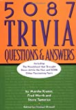 5087 Trivia Questions and Answers, Marsha Kranes and Fred Worth, 1579120865
