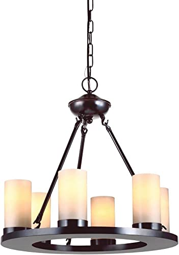 Sea Gull Lighting 31586-710 Ellington Six Light Chandelier