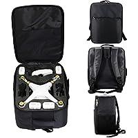 Carrying Shoulder Case Wotryit Backpack Bag for DJI Phantom 3S 3A 3SE 4A 4 4Pro