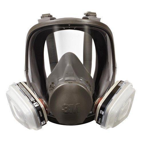 galleon 3m 7162 full facepiece spray paint respirator