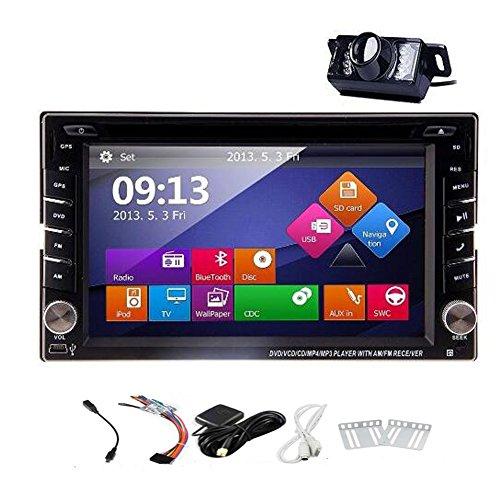 Autoradio Headunit 6 2 Inch Bluetooth Navigation