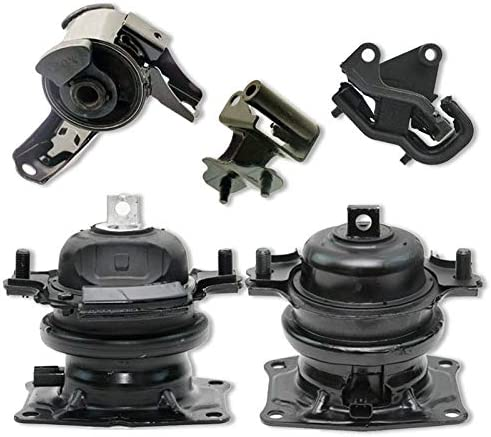 NEW TRANSMISSION /& MOTOR MOUNT SET KIT FIT 05-06 HONDA ODYSSEY 3.5L