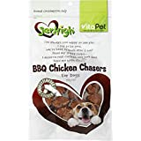 Vita Pet Jerhigh BBQ Chicken Chaser Treats, Small/Medium/Large dogs, Puppies/Adult/Senior, 100g
