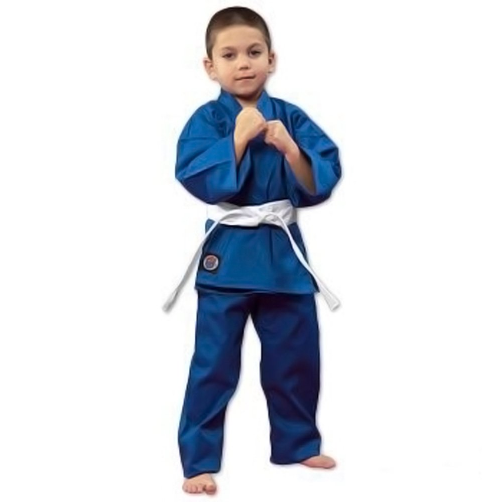 ProForce 6oz Student Karate Gi / Uniform - Blue - Size 000