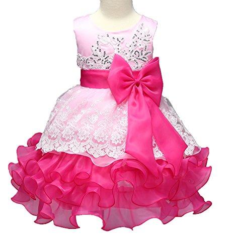 Vintage Pink Sequin - 7