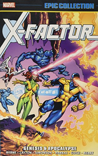 X-Factor Epic Collection: Genesis & Apocalypse, used for sale  Delivered anywhere in USA