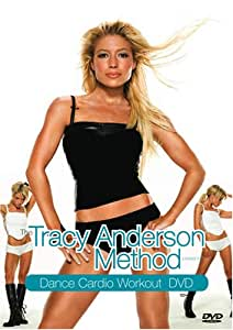 The Tracy Anderson Method Dance Cardio Workout DVD