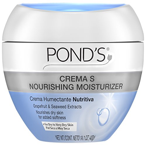 Pond's Nourishing Moisturizing Cream, Crema S 14.1 oz