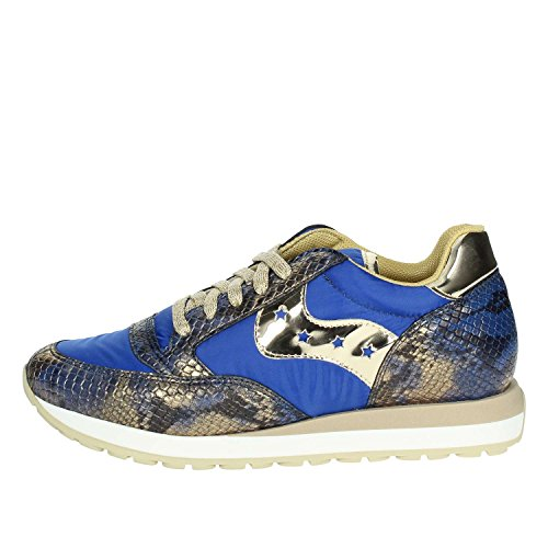 Light Pregunta 002 Blue Sneakers Women Low PACK49 nxUXwq0AU