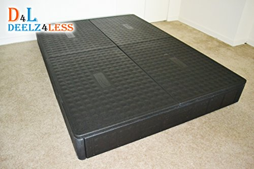 select-comfort-sleep-number-queen-size-foundation-frame-replacement-base-mint