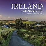 Ireland Calendar 2019: 16 Month Calendar