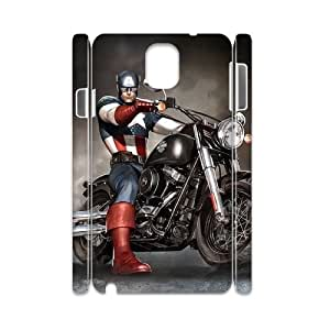 LGLLP Captain America Phone case For samsung galaxy note 3 N9000