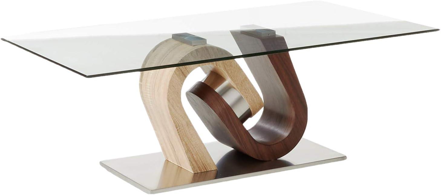 Global Furniture USA Global Furniture, Walnut Oak, Coffee Table