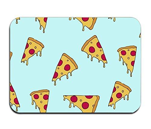 Fashion 3D Print Door Mat The 'Fyre Festival Of Pizza Welcome Doormat for indoor outdoor