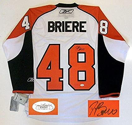 Signed Daniel Briere Jersey - 2010 Cup W - JSA Certified at Amazon s ... 5cdcb8b98
