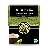 Organic Darjeeling Tea – Kosher, Contains Caffeine, GMO-Free – 18 Bleach-Free Tag Bags For Sale