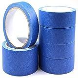Haga Blue Painter Tape 80mm X 30M Blue Tape Painters Printing Masking Tool for Reprap 3D Printer