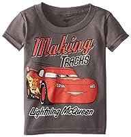 Disney Boys' Cars Lightning McQueen Tee