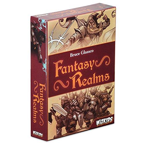 WizKids Fantasy Realms Game
