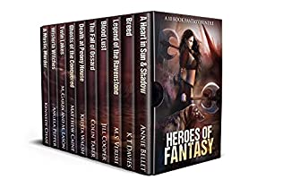 book cover of Heroes of Fantasy