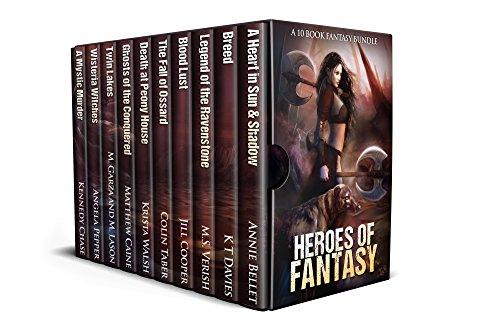 Heroes of Fantasy: 10 Book Fantasy Bundle (Elf Quest Collection compare prices)
