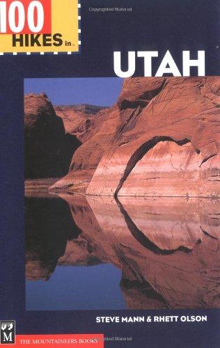100 Hikes Utah Steve Mann