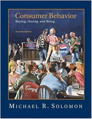 Consumer behavior michael r solomon 9780132186940 amazon books consumer behavior 7th edition fandeluxe Gallery