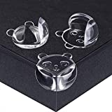 Corner Protectors For Kids 20 Packs, ZODDLE Small Clear Baby Corner Guards, Safety Corners Desk Protector, Child Corner Guards For Table Furniture