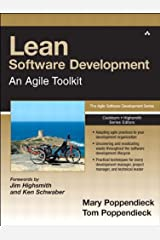 Lean Software Development: An Agile Toolkit (Agile Software Development Series) Kindle Edition