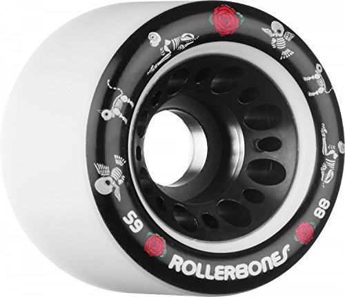 RollerBones Day of The Dead Pet Derby Skating Wheels, used for sale  Delivered anywhere in Canada