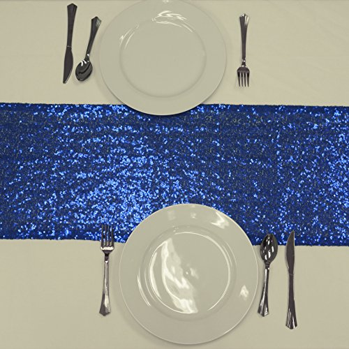 sequined table runner