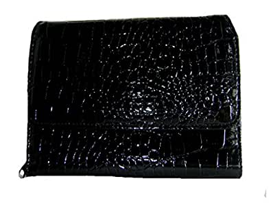 Ladies Long Wallet Black