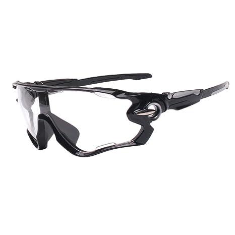 Gafas de sol deportivas para ciclismo, polarizadas protección UV,gafas de sol deportivas UV400, gafas de protección para ojos, gafas de protección ...