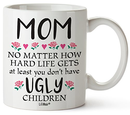Gifts For Mom From Daughter Christmas Birthday Gift Ideas Moms Best Mother In Law New Coffee Mug Son Great Funny Presents Mugs Mommy Mothers Dad To Wife