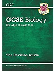 Grade 9-1 GCSE Biology: AQA Revision Guide with Online Edition - Higher (CGP GCSE Biology 9-1 Revision)