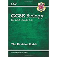 New Grade 9-1 GCSE Biology: AQA Revision Guide with Online Edition (CGP GCSE Biology 9-1 Revision)