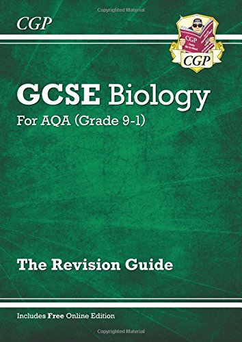 New Grade 9-1 GCSE Biology: AQA Revision Guide with Online (Aqa Revision Guide)