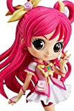Banpresto Yes! PreCure 5 GoGo! Q posket-CureDream- Usually Color ver. 14cm Japan